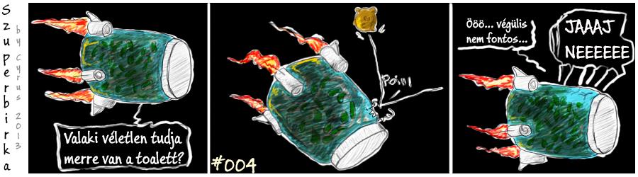 004 - Kovászos űrutazás